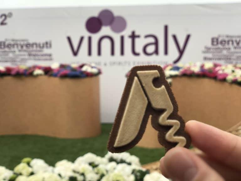 Entrata del Vinitaly 2018