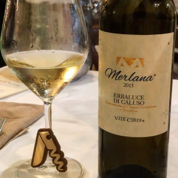 Degustando l'erbaluce di Caluso Merlana 2015, Vite Colte