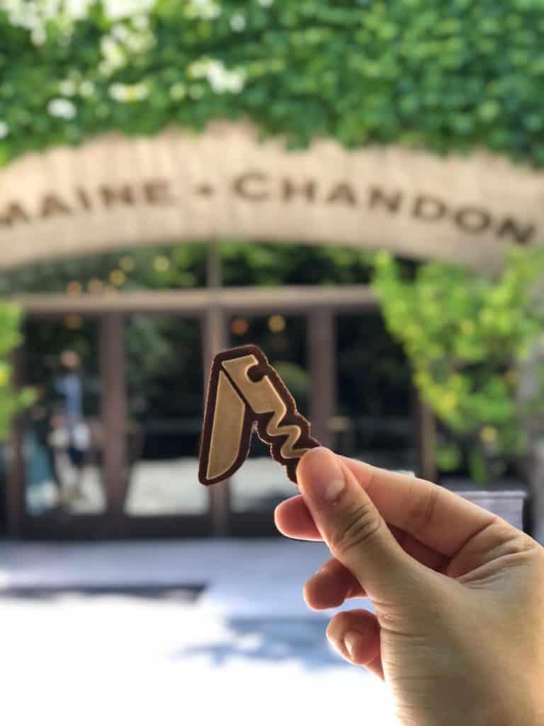 Visita alla Winery Domaine Chandon in Napa Valley