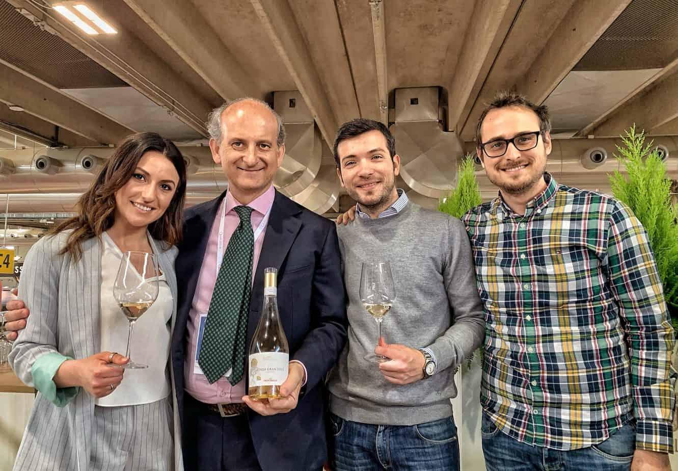 Aurea Gran Rosé 2017 di Frescobaldi