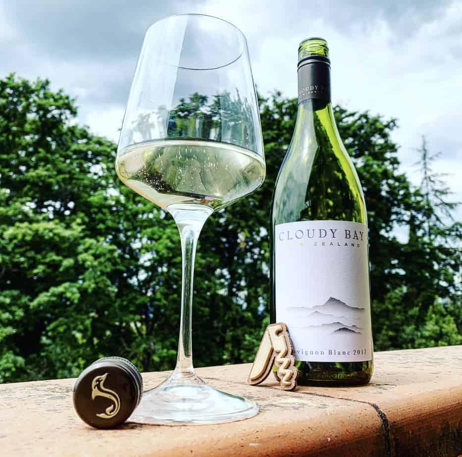 Degustazione del Marlborough Sauvignon Blanc 2017 di Cloudy Bay