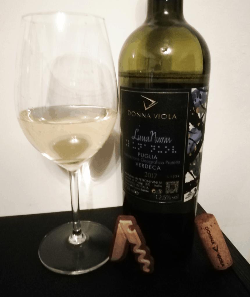 Il Luna Nuova di Donna Viola: un  ottimo Vino per una Pasta Porchetta e Pachino