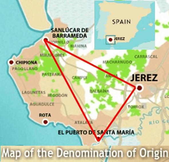 Il Triangolo dello Sherry, Jerez, San Lucar de Barrameda, Puerto Santa Maria