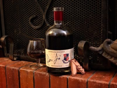 Don Fà vino aromatizzato fortificato dell'Azienda Agricola di Fabio de Beaumont
