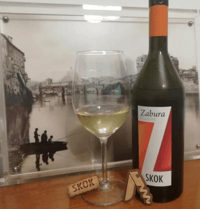 Il Friulano Zabura di Skok: un Ottimo Vino per i Calamari Ripieni