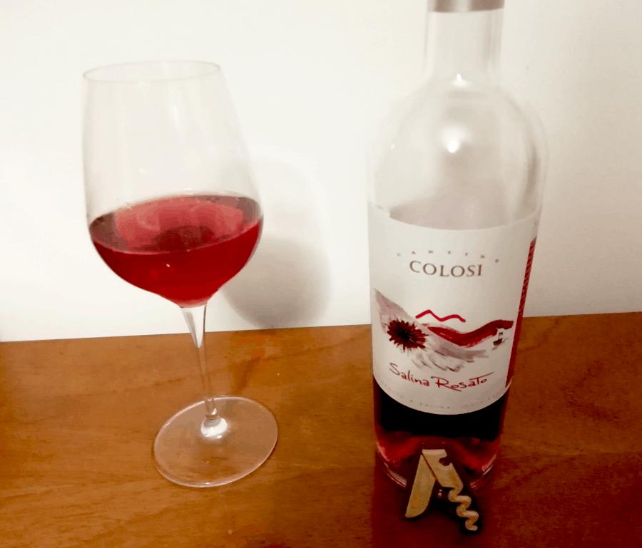 Un Ottimo Vino per la Pasta alla Norma: il Salina Rosato di Cantine Colosi