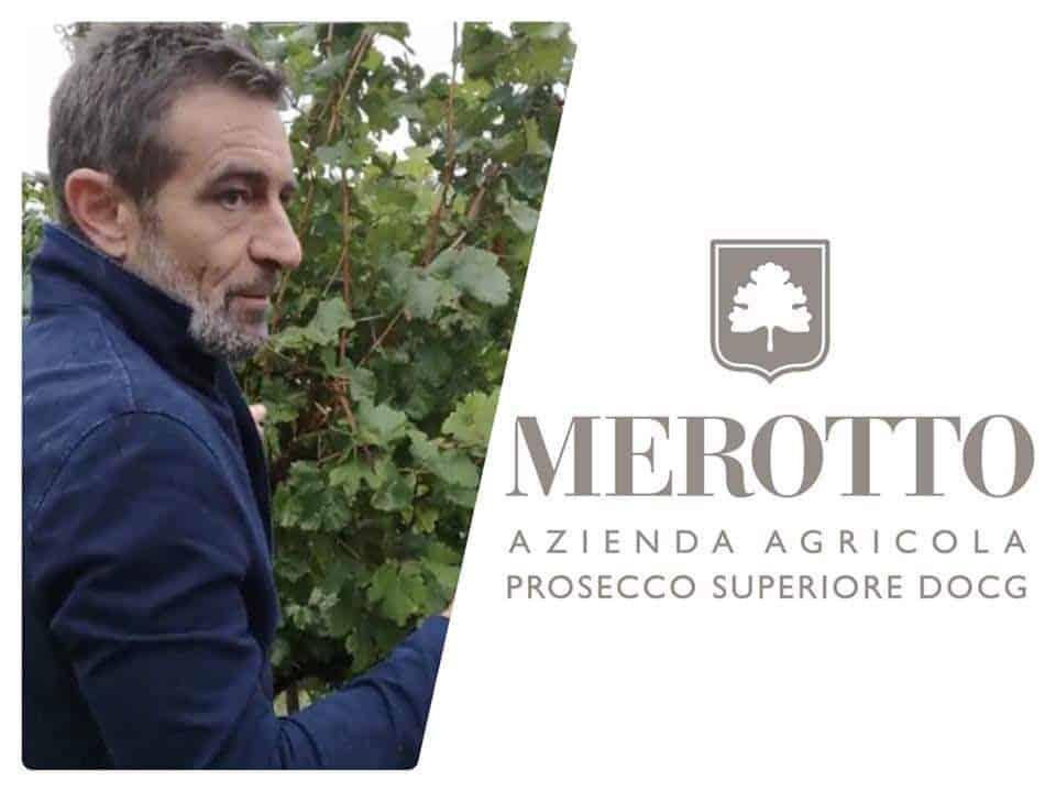 Mark Merotto dell'Azienda Merotto