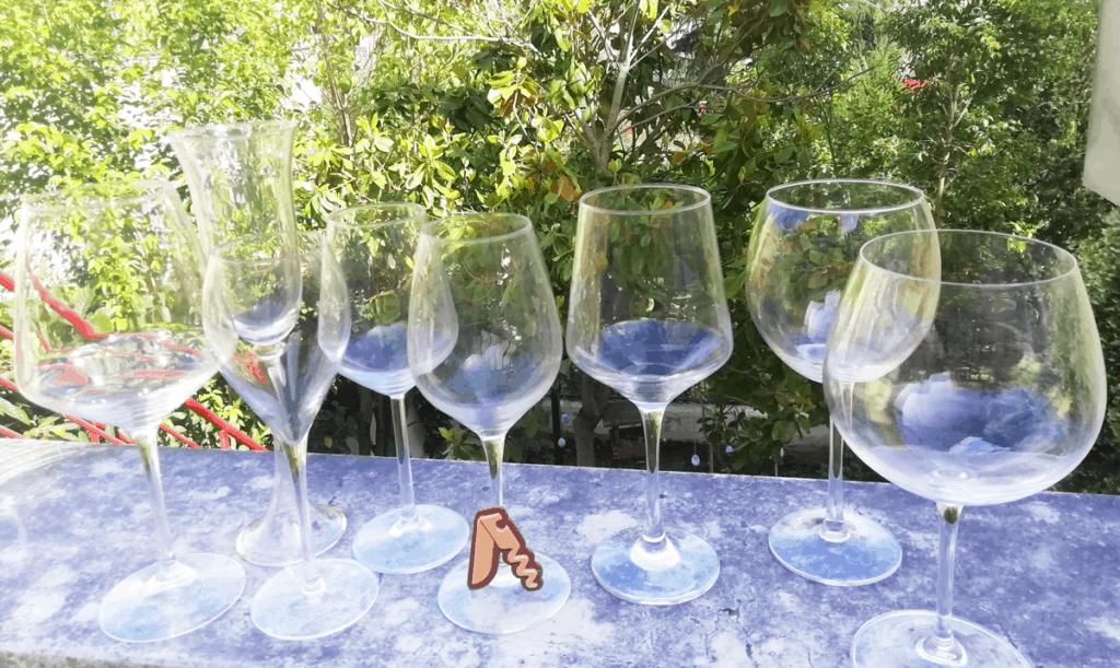 Bicchieri da Vino: quali scegliere