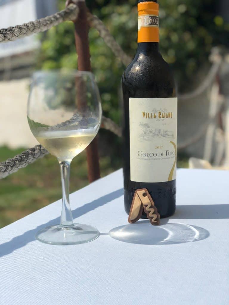 Greco di Tufo - Villa Raiano