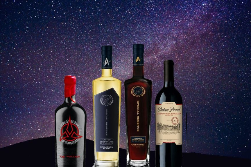 Star Trek Wines