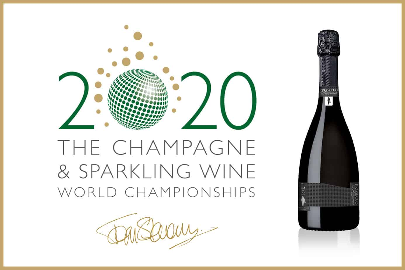 Champagne & Sparkling Wine World Championship 2020 - Italia