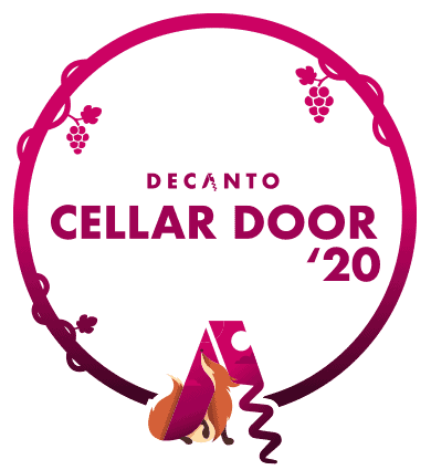 cellar door 2020 badge