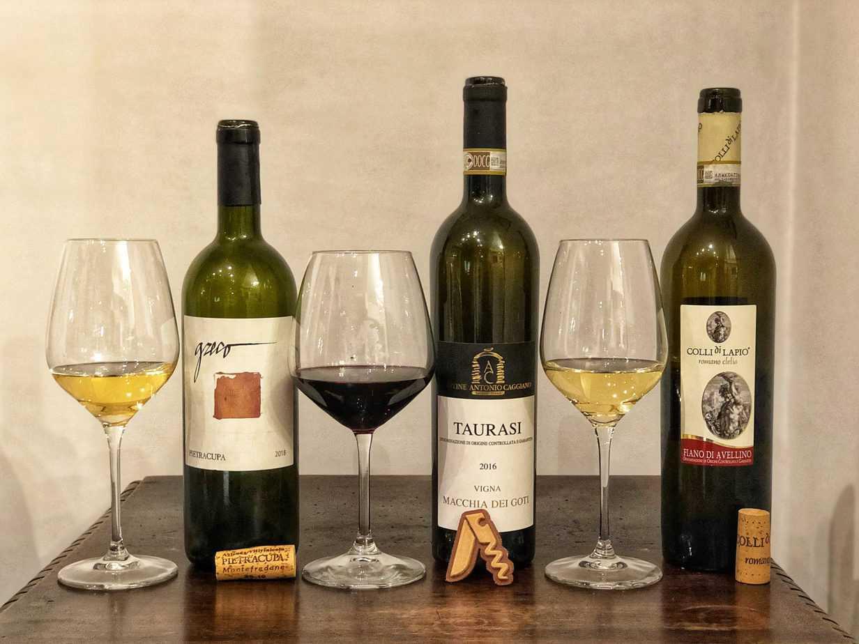 Selezione vini Decanto Winebox 2020
