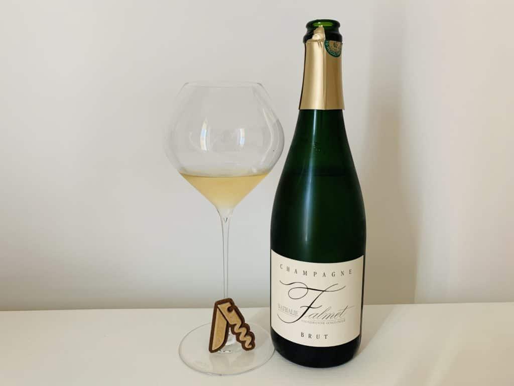 Recensione Champagne Nathalie Falmet