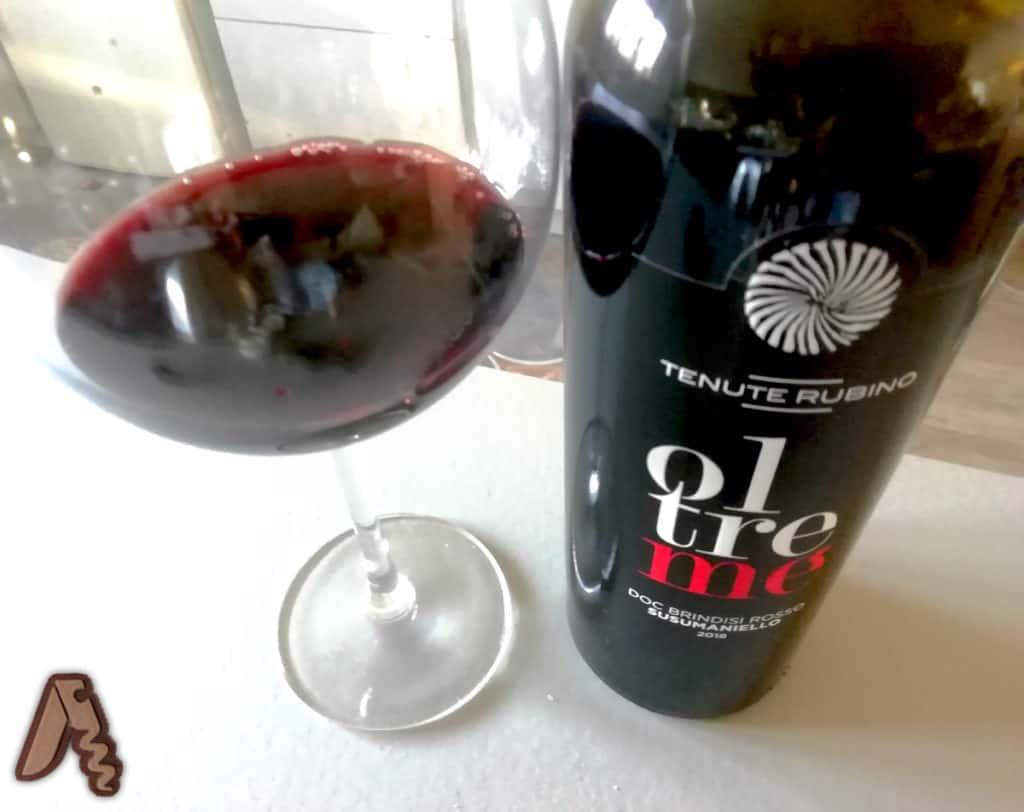 Vini per Lasagne - Susumaniello Oltremè Tenute Rubino
