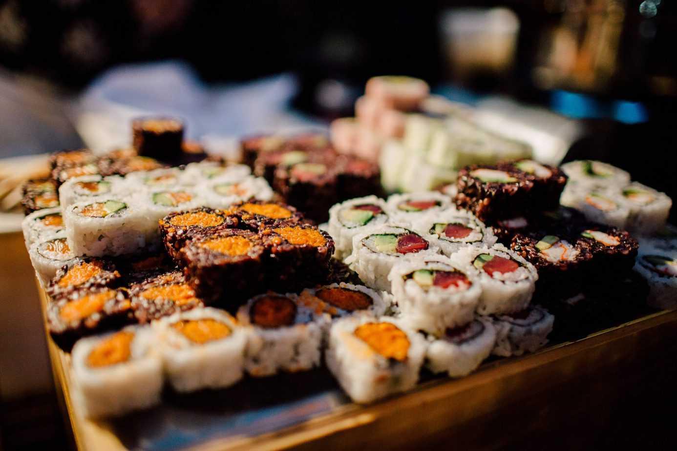 Vini perfetti per il Sushi