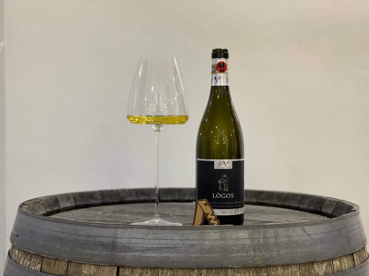 """Vigna degli Estensi - Verdicchio dei Castelli di Jesi Classico Riserva """"Logos"""", 2016"""