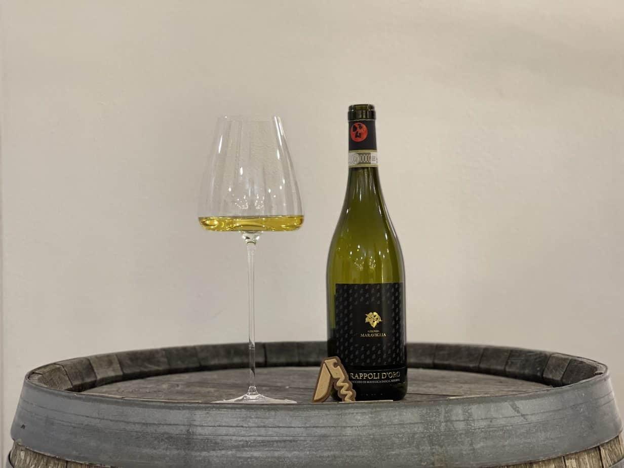 """Maraviglia - Verdicchio di Matelica Riserva """"Grappoli d'oro"""", 2018"""