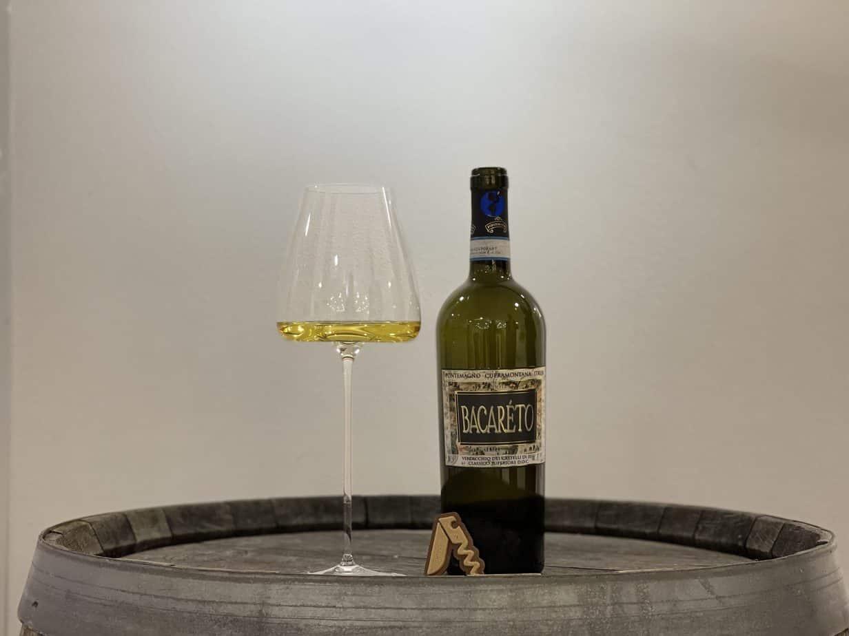 """Pontemagno - Verdicchio dei Castelli di Jesi Classico Superiore """"Bacareto"""", 2020"""