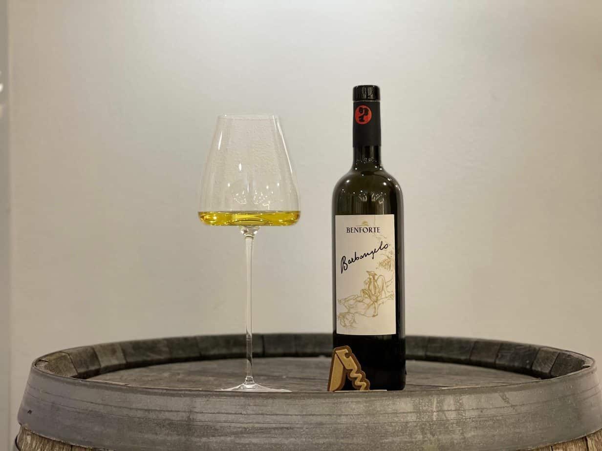"""Benforte - Verdicchio dei Castelli di Jesi Classico Superiore """"Barbangelo"""", 2019"""