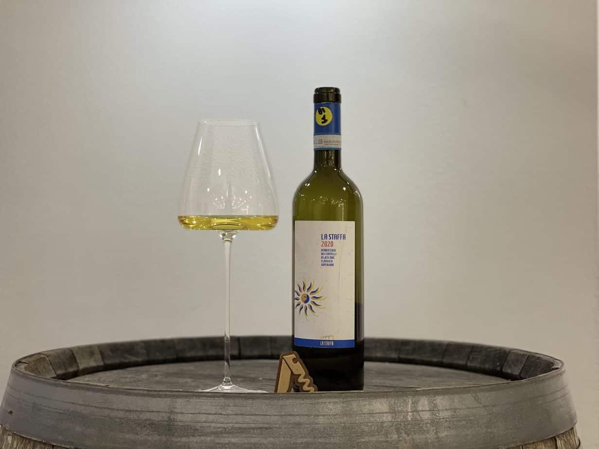 """Verdicchio dei Castelli di Jesi Classico Superiore """"La Staffa"""", 2020"""